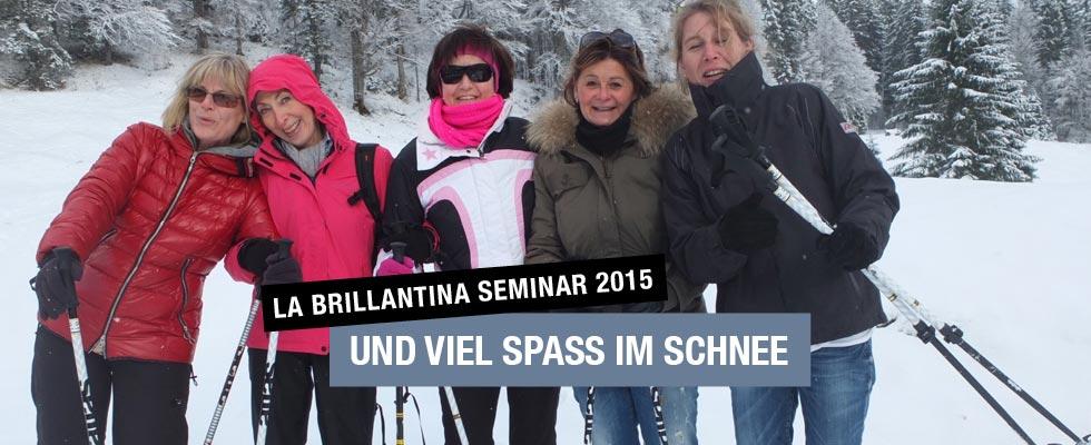 La Brillantina Seminar 2015